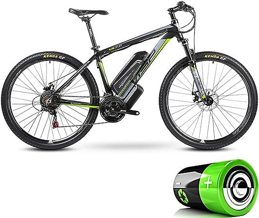 HJHJ Bicicleta de Carretera eléctrica, Bicicleta de montaña ...