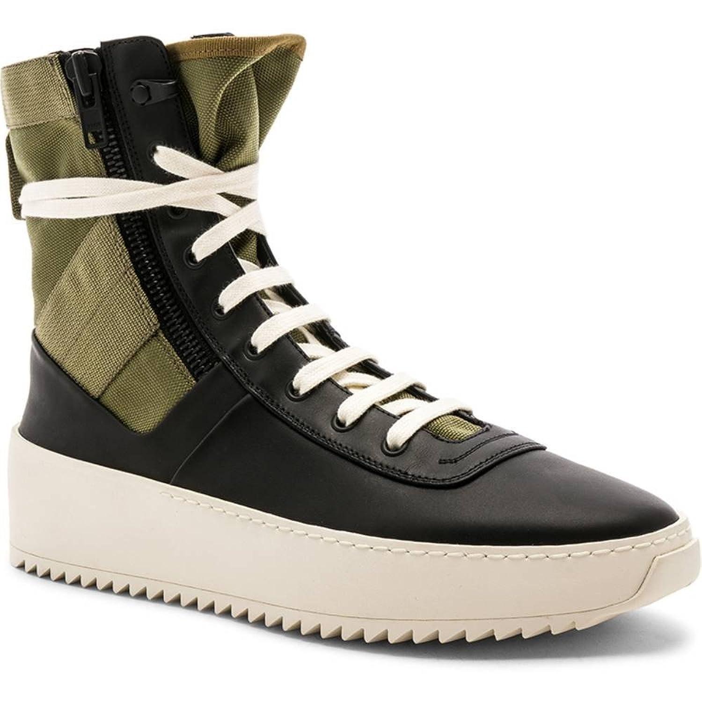 (フィアオブゴッド) Fear of God メンズ シューズ靴 スニーカー Jungle Sneakers [並行輸入品] B07F763R3K