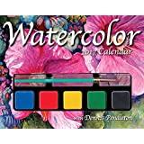 Watercolor 2017 Day-to-Day Calendar
