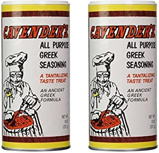 product image for Cavender's All Purpose Greek Seasoning - 8 oz (Pack of 2)