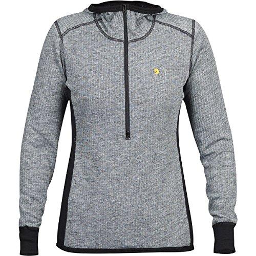 FjallRaven Sweater Bergtagen Woolterry Hoodie W Grey X-Small