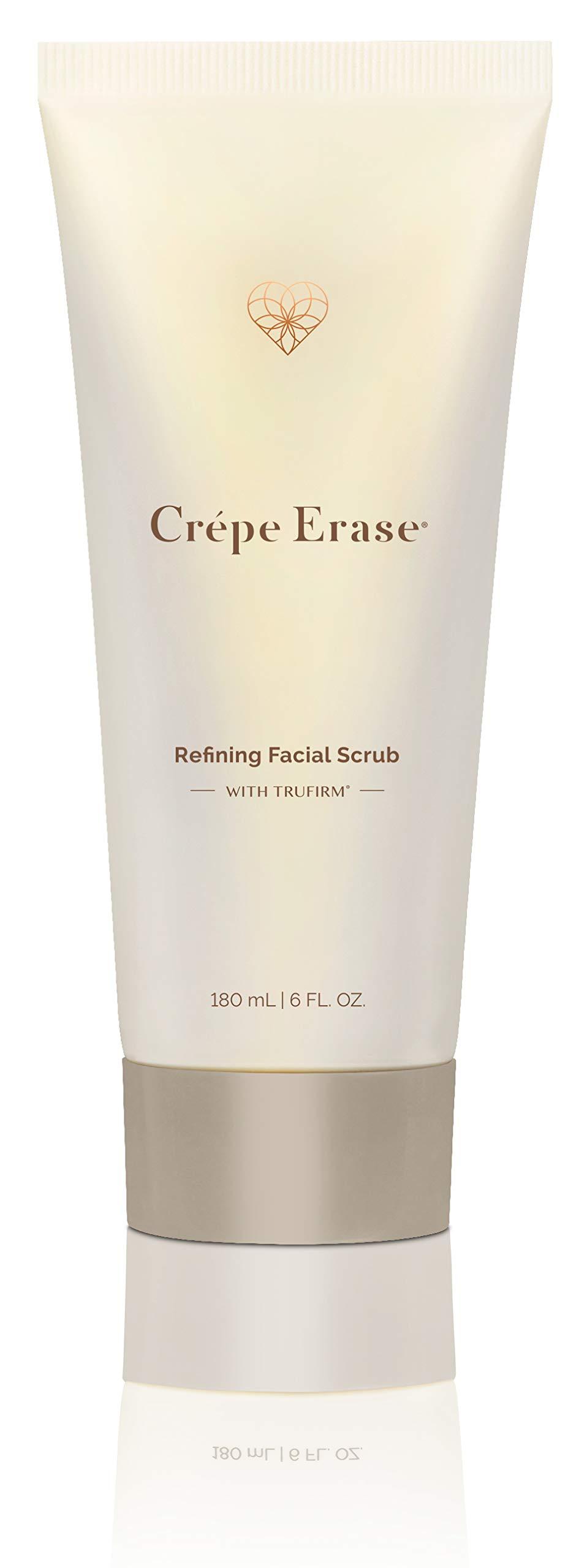 Crépe Erase Advanced - Refining Facial Scrub - Original Citrus Scent - Full Size/1.7 Ounces