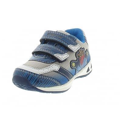 Geox - Mocasines para niño, color gris, talla 25: Amazon.es: Zapatos y complementos