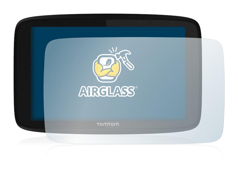 brotect Protector Pantalla Cristal Compatible con Tomtom GO 520 Protector Pantalla Vidrio Dureza 9H AirGlass