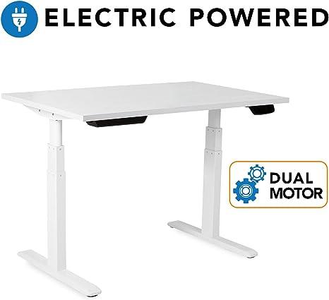 Amazon.com: Montaje: Base de escritorio de pie ajustable con ...