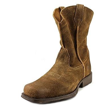 5ca34b30674 Amazon.com   Ariat Men's Urban Rambler Boots Brown 10.5 EE   Western