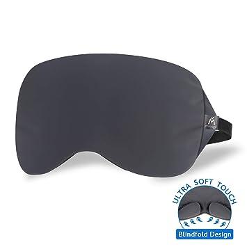 72f9d2273 Amazon.com  Mavogel Sleep Eye Mask - Patented Nose Baffle Design ...