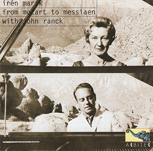Iren Marik: From Mozart to Messiaen by Arbiter