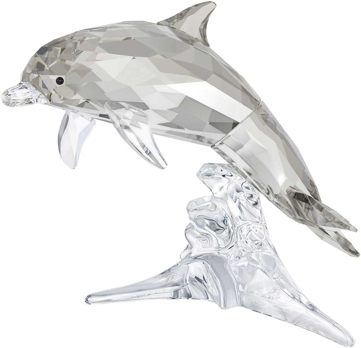 Swarovski Color Crystal Figurine DOLPHIN MOTHER 5268830