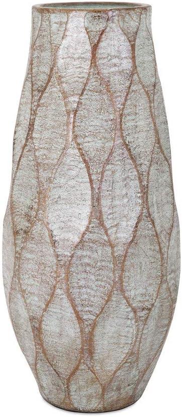 Imax Trisha Yearwood Home 10471 Outer Banks Oversized Vase