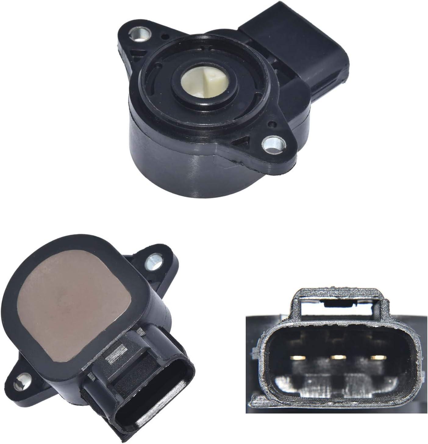 throttle body position control TPS sensor fits 96-00 4Runner 06-07 Hiace 05-06 Hilux 03-06 Matrix 03-06 Vibe L4 1.8L 2.4L 2.7L V6 3.4L 97-02 Tacoma 05 Corolla