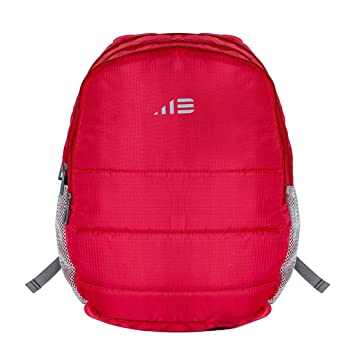 9fa2724041 Ab Polyester Red Casual Backpacks Casual Formal Designer Stylish Travel  Backpacks Laptop Backpack
