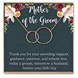 Best Parents Gifts - Mother of The Groom Gift Necklace: Wedding Gift Review