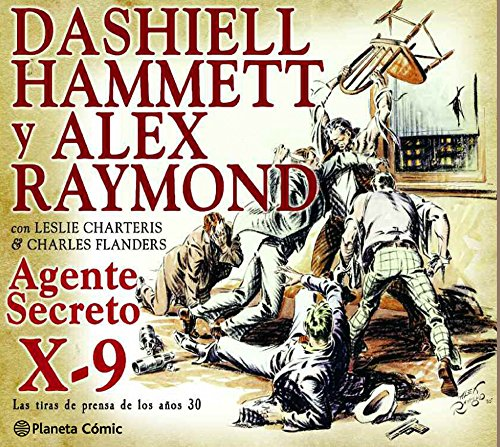Descargar Libro Secret Agent X-9 Dashiell Hammett