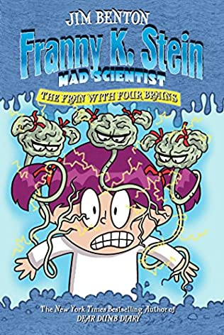 book cover of The Fran with Four Brains