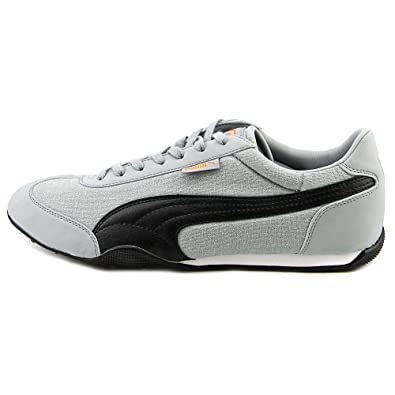 a69a7fcdc41 Image Unavailable. Image not available for. Color  PUMA 76 Runner Canvas 8