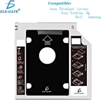 ele-gate Caddy Case HDD Universal Unidad CD Laptop Disco Duro 9.5mm/e