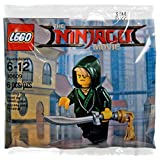 LEGO The Ninjago Movie Exclusive Lloyd Minifigure in Poly Bag (30609)
