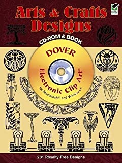 Egyptian Designs CD-ROM and Book (Dover Electronic Clip Art ...