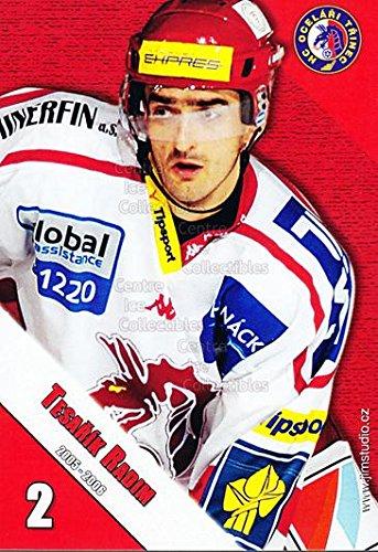 fan products of (CI) Radim Tesarik Hockey Card 2005-06 Czech HC Ocelari Trinec Postcards 12 Radim Tesarik