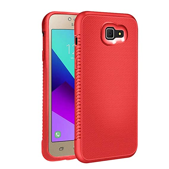 reputable site a323e a99ec Amazon.com: Foresightus Samsung Galaxy J7 Prime Case Cover J7prime J ...