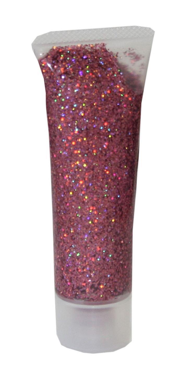 Eulenspiegel 907 160 - Glitter Gel Rosa Jewel, 18 ml 907160