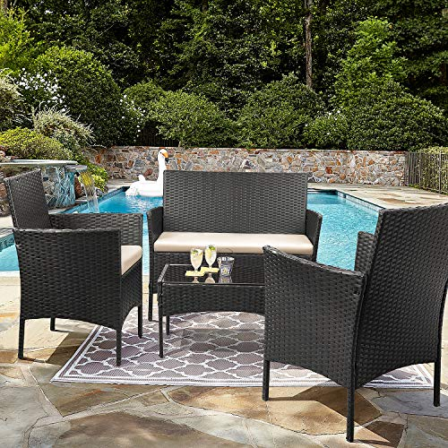 Beautiful and weather resistant furniture set