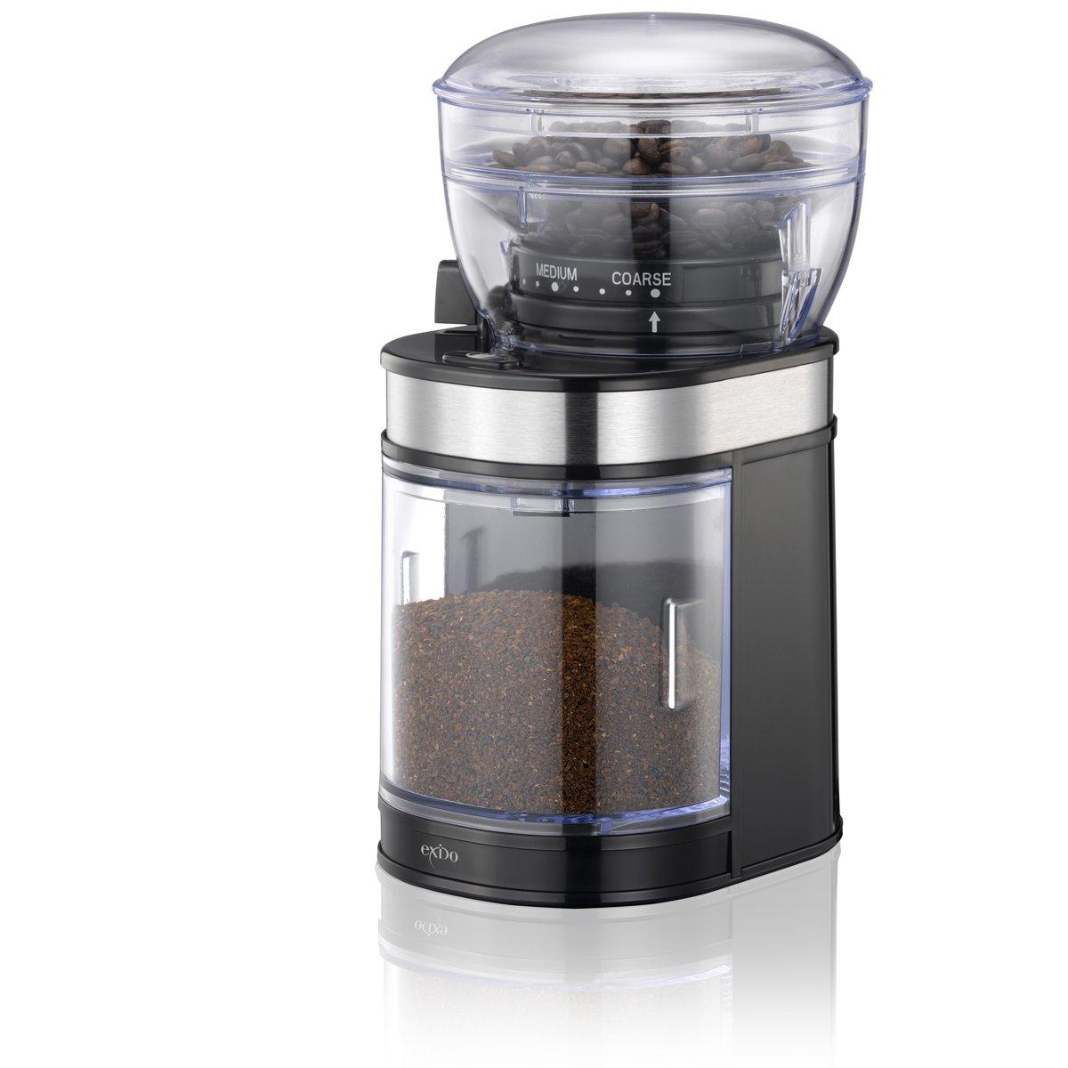 Amazon.de: Elektrische Kaffee-Mühle mit Keramik-Mahlwerk, 80g ...