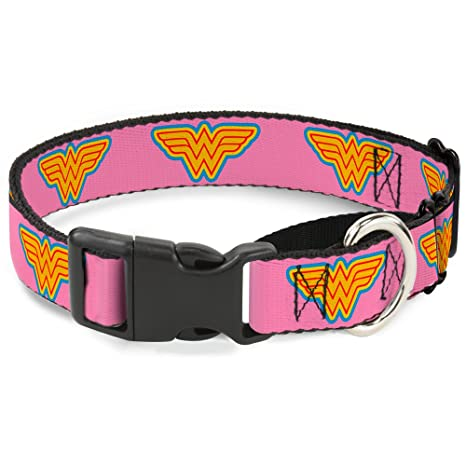 Women wearing dog collar and leash correctly. consider