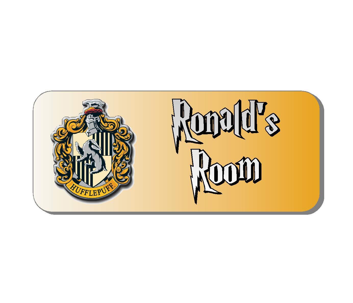 Harry Potter Hufflepuff Hogwarts ideal para niños dormitorio ...