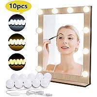 Luces para Espejo de Maquillaje LED Lámpara