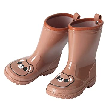 Amazon.com: Toddler Kids Rain Boots