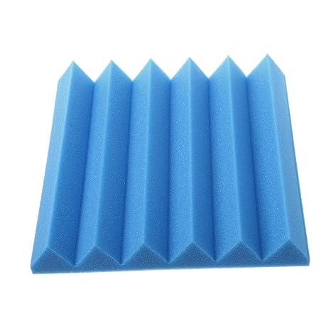 JENOR - Cuña de alta densidad de espuma de 30 x 30 x 5 cm para
