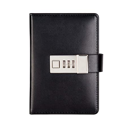Amazon.com: YRDBJB Diary with Lock,Travel Agenda with ...