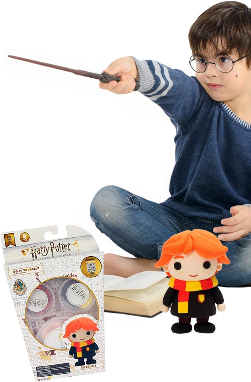 SD toys- Ron Weasley Super Dough Harry Potter - do it Yourself Serie 1, Color (SDTWRN27865)