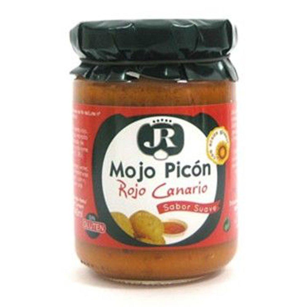 Mojo Picón Rojo Canario Jr Tarro 135 G: Amazon.es: Alimentación y bebidas