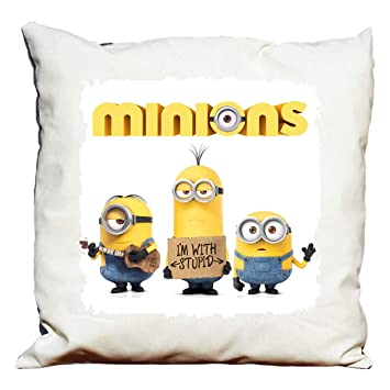 cojín decorativo Minions: Amazon.es: Hogar