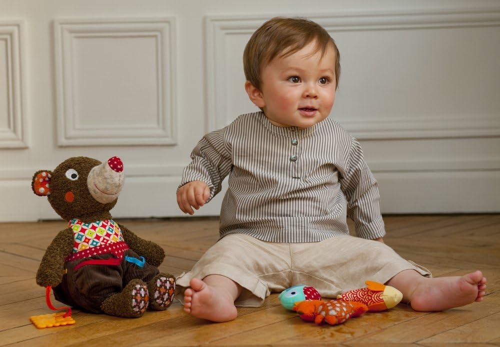 ebulobo Woodours Baby-Aktivit/äs-B/är