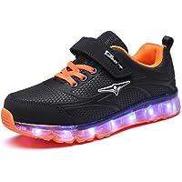 Lucky Grace LED Zapatos Verano Ligero Transpirable Bajo