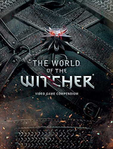 The World of the Witcher: Video Game Compendium [CD Projekt Red] (Tapa Dura)