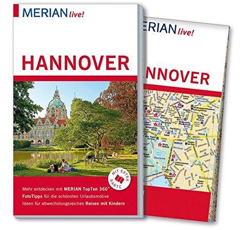 MERIAN live! Reiseführer Hannover: Mit Extra-Karte zum Herausnehmen