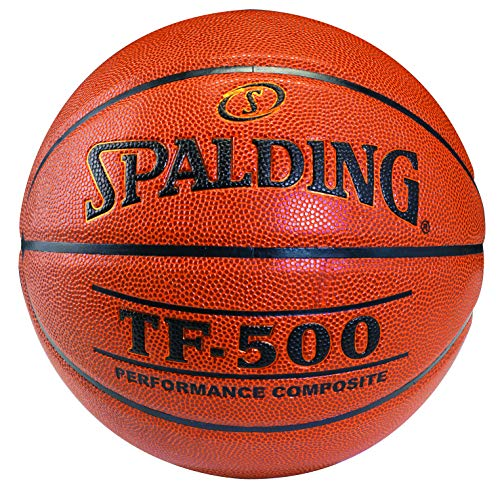 Spalding Bola Basquete  TF-500 Performance Tamanho 6 - Microfibra
