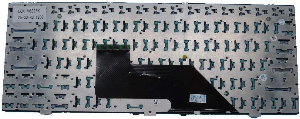 Laptop Keyboard for Lengda P116 P116K H116 M116V M116CC RU Russian Black D0K-V6126K 88-00-RU 1202