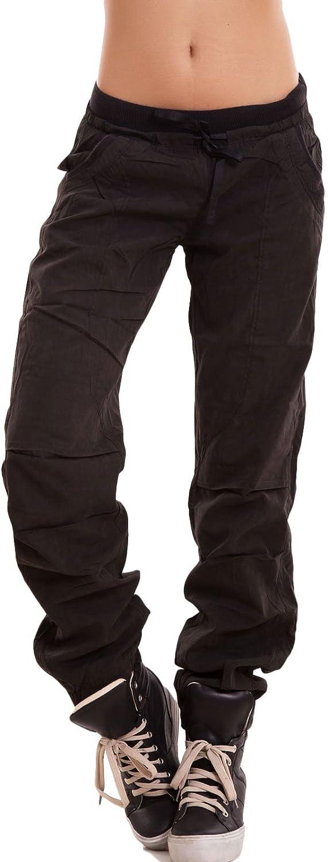 Pantaloni Donna Funky Vita Bassa Sportivi Hip Hop Casual Sport Nuovi JS-7715 Toocool