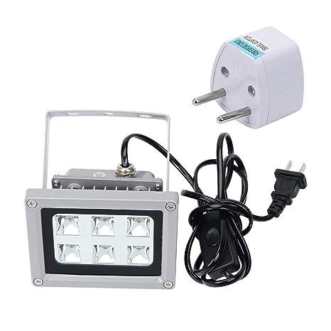 Shoieor Lámpara de luz de curado de Resina UV for Accesorios ...