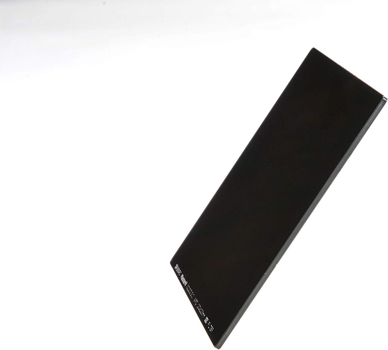 MHND1K1010 Solid Neutral Density Camera Lens Filter Benro Master Hardened Density Filter Master 100x100mm 10-Stop ND1000 3.0