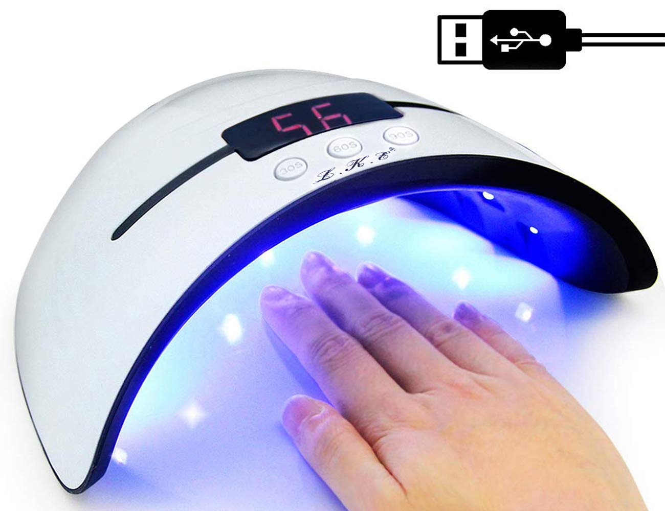 Best nail uv lamp
