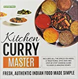 Kitchen Curry Master Set: Authentic Indian Food Made Simple