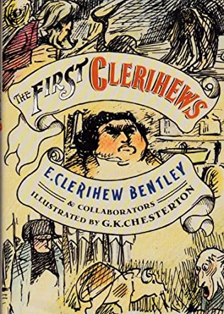 book cover of The First Clerihews
