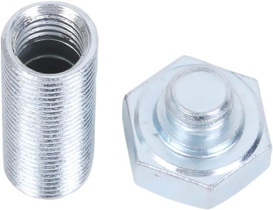 Safe Hidden Secret Bolt Container Metal Screw Pill Storage Box Cash Stash Case